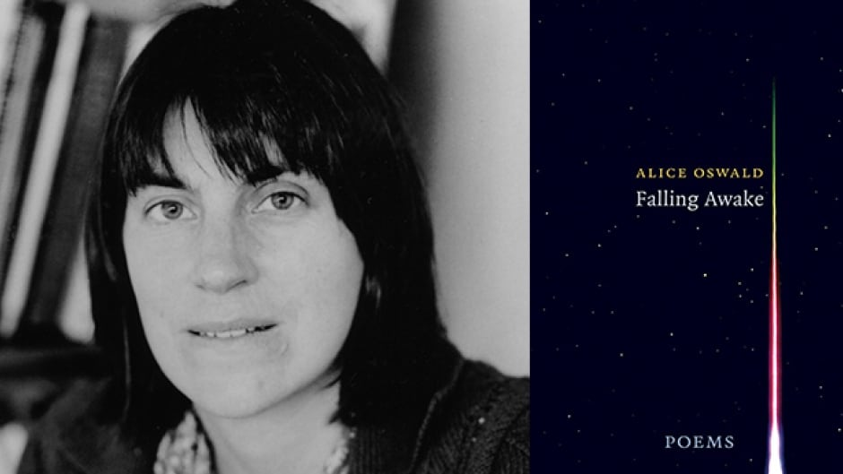 Alice Oswald's most recent collection, Falling Awake, is a finalist for the 2016 Forward Poetry Prize.