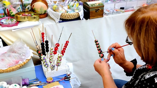 Artisan and craft fair season are in full swing with several shows this weekend in and around Waterloo region.