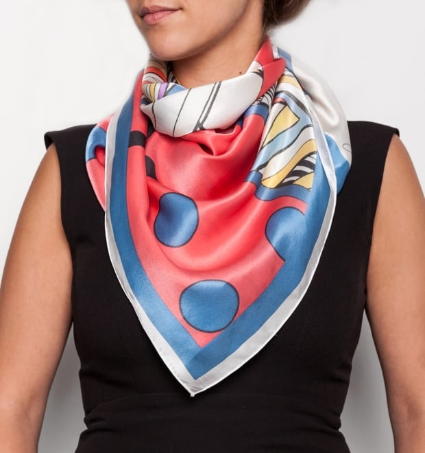 Jordan Bennett scarf