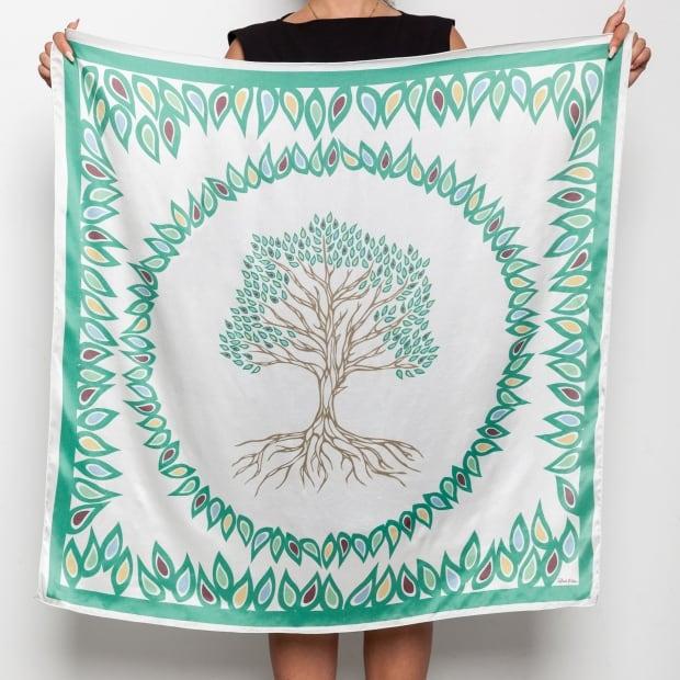 Patrick Hunter eBay scarf