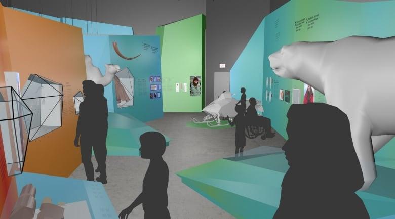 canada goose arctic gallery museum of nature