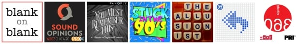 90's banner podcast playlist