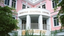 Bahamas offshore tax haven financial centre