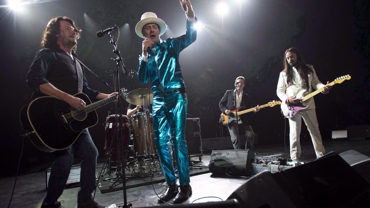 The Tragically Hip - Hipeponymous
