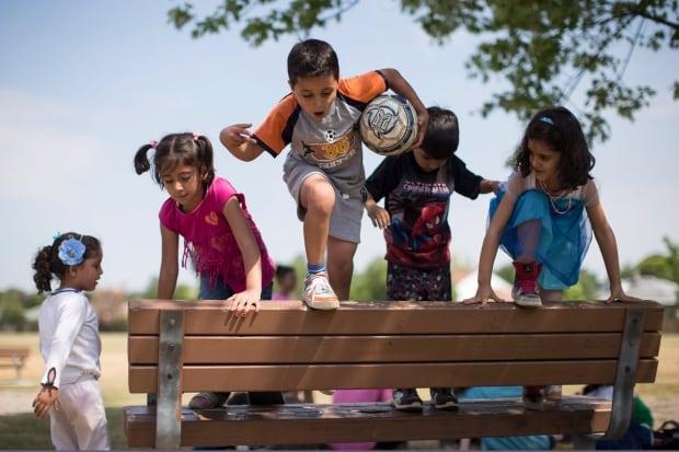 Refugees Summer Camp 20160724