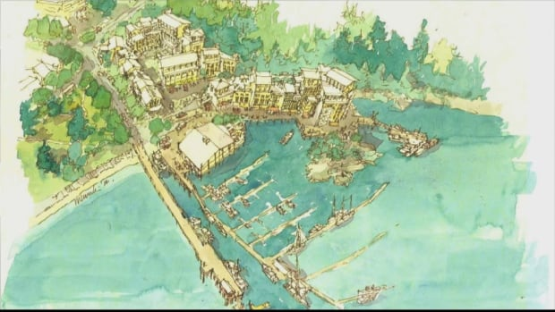 Sewell's Landing development