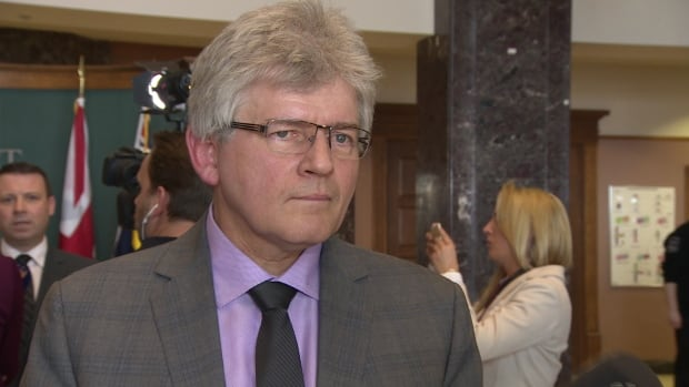 Jim Dinn, president of the Newfoundland and Labrador Teachers Association, said inclusive education resources is a major concern in the public school system.