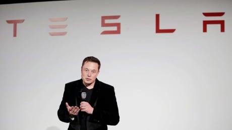 Tesla-Fast Car