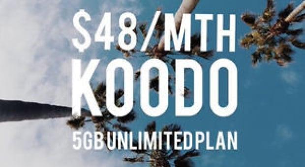 Koodo $48 black market