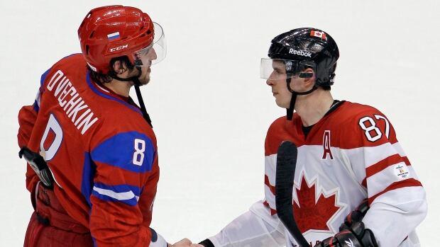 Russia canada hockey