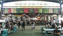 The Philosopher's Walk - Jean Talon Market