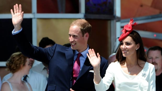 There are four official public events in B.C. and three in Yukon to see William and Kate, but it will also be possible to spot them coming and going from some of their other scheduled events.
