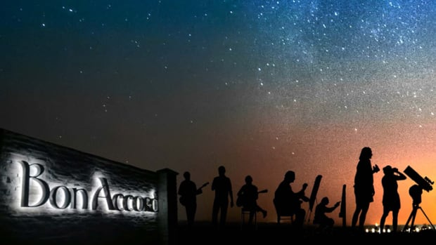 Bon Accord has become the first town in Canada to be designated a Dark Sky community by the International Dark Sky Association.