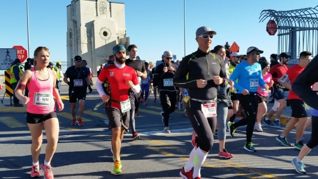 Montreal marathon cancelled due to hot, humid weather