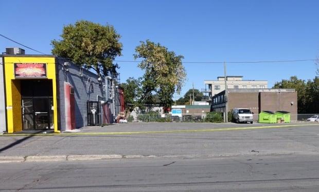 Merivale Road fatal shooting