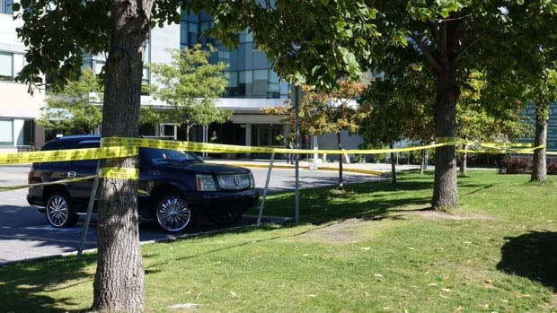 A man with gunshot wounds was dropped off at the Royal Ottawa Mental Health Centre after reports of a shooting more than a kilometre away in Carlington. He died of his injuries.