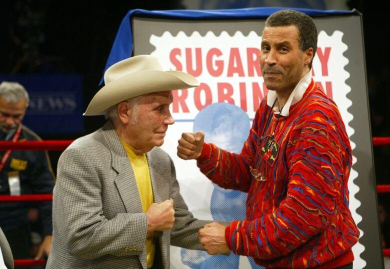 Jake LaMotta, boxing's Raging Bull, dies at 95 | CBC News