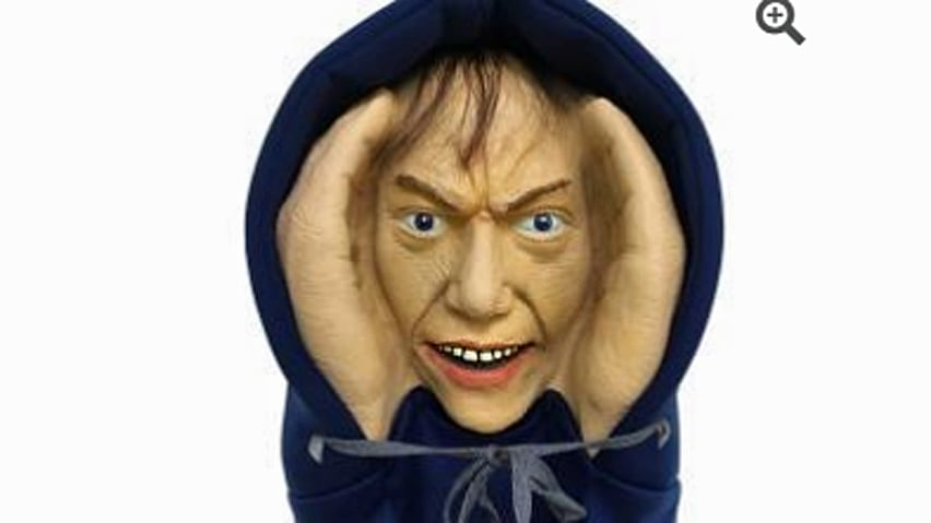 Scary Peeper Squatch Decoration Scary Peepers