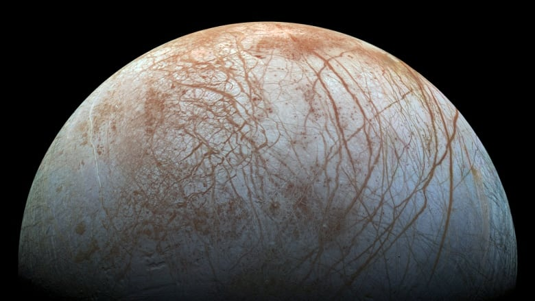 Subsurface ocean on Jupiter's moon Europa deemed potentially 'habitable'