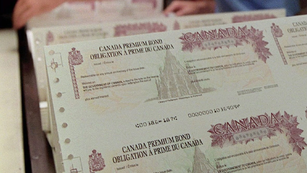 what is the value of my canada savings bond