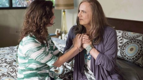 Transparent actress alleges impropriety by star Jeffrey Tambor