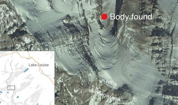 Death Trap Avalanche Map