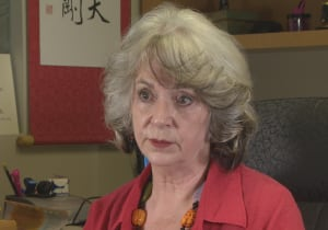 """NDP Health critic Sue Hammell says the drop in youth drug treatment beds is """"shocking""""."""