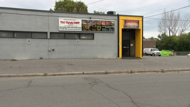 The Suya Spot is located in a strip mall near where 26-year-old Abdi Jama was shot to death on Sunday morning. Ottawa police Chief Charles Bordeleau and others call it a hotbed of criminal activity.