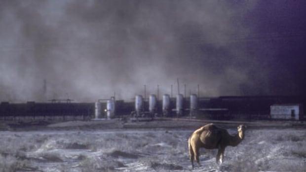 Turkmenistan pollution