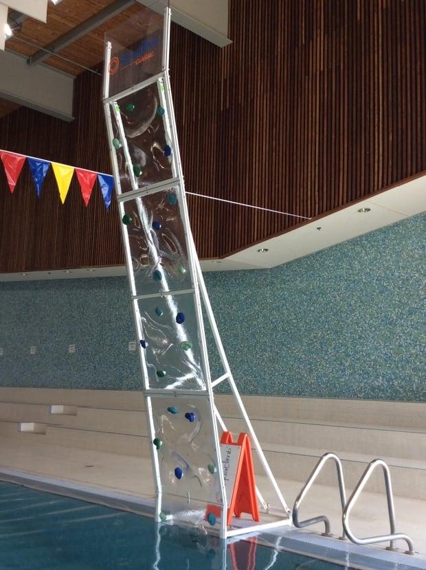 Aquatics wall 3