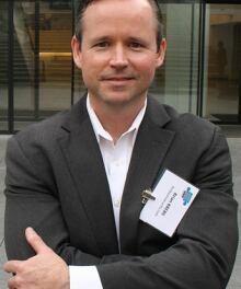 Technology writer Brian Krebs