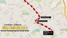 Oktoberfest Parade Route