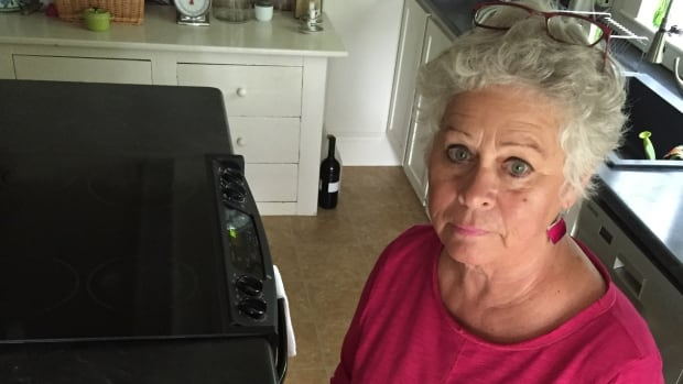 Willa Magee of Shelburne, N.S., received a privacy breach notice from South West Nova District Health Authority in June 2012.  She's now part of a class-action lawsuit against the health authority.