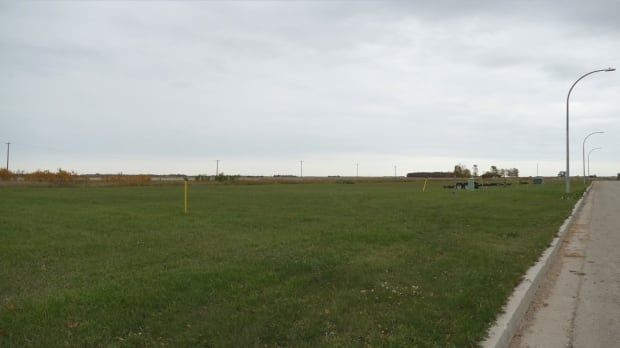 Dauphin empty lots