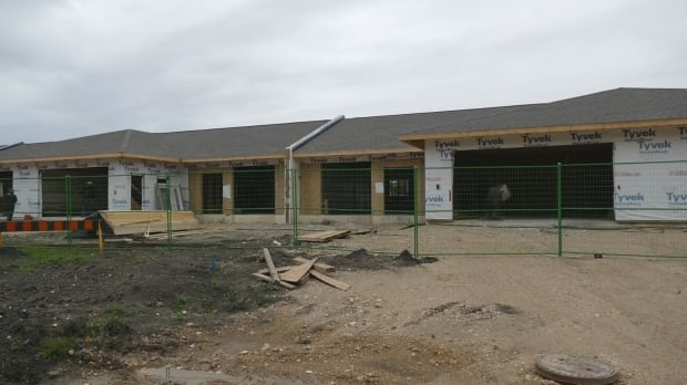 Dauphin new homes