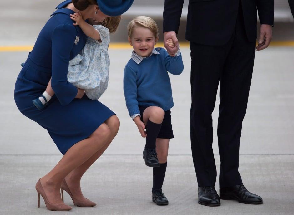 Royal Visit 20160924 Prince George Sept 24 2016