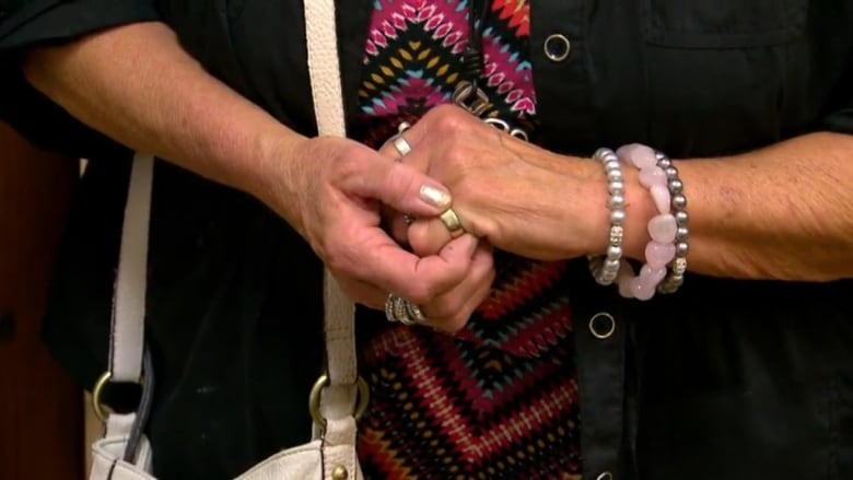 Lost ring finds way back to widow on anniversary of husbands death