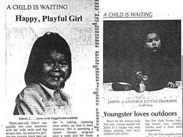Sixties Scoop, Adopt Indian Metis program