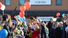 Royal Visit Yukon