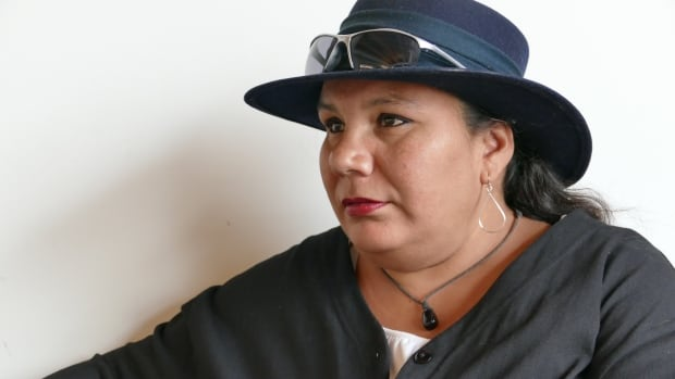 Sixties scoop survivor Lori O'Cheek was told her adoption records were destroyed in a fire.