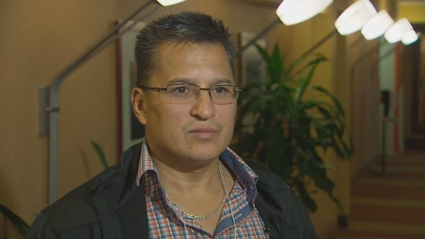 Wilbert Marshall, chief of Potlotek First Nation, says officials have suggested it would take two years to solve the problem of dirty, undrinkable water in Potlotek.