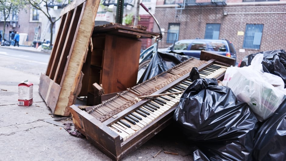 Willow Yamauchi's documentary explores why so many old pianos are ending up in the dump.