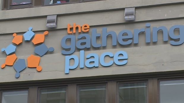 The Gathering Place, on Military Road, provides services to 1,400 people.