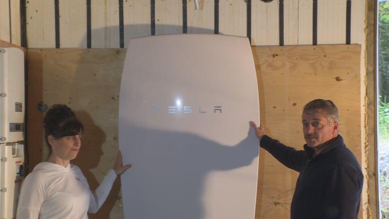 Tesla Powerwall powers New Brunswick home as part of pilot