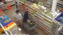 Baby formula theft Guelph suspect