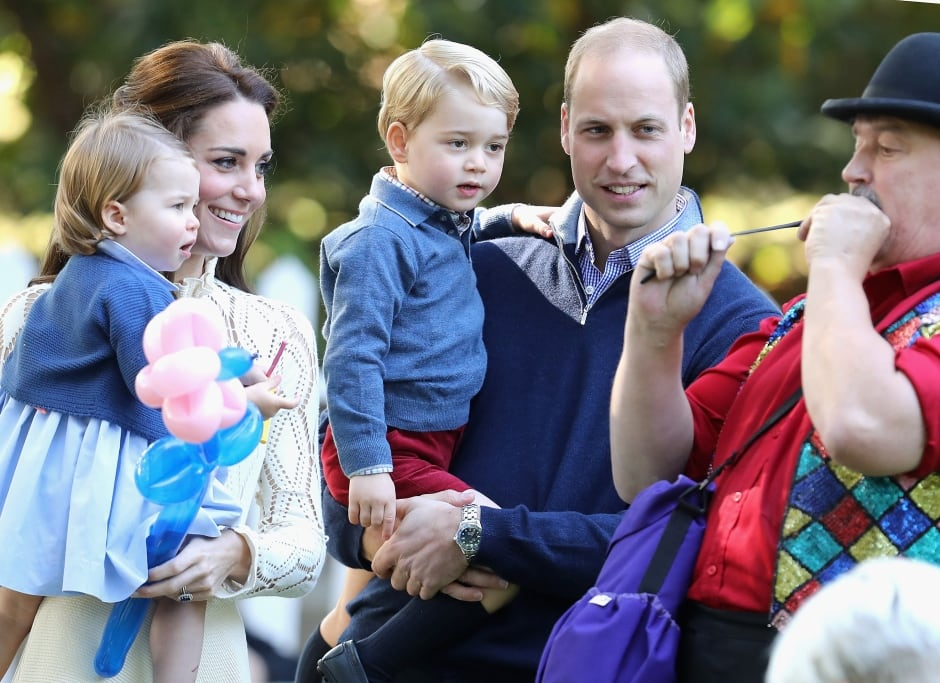 royal visit Victoria play date Sept 29 2016