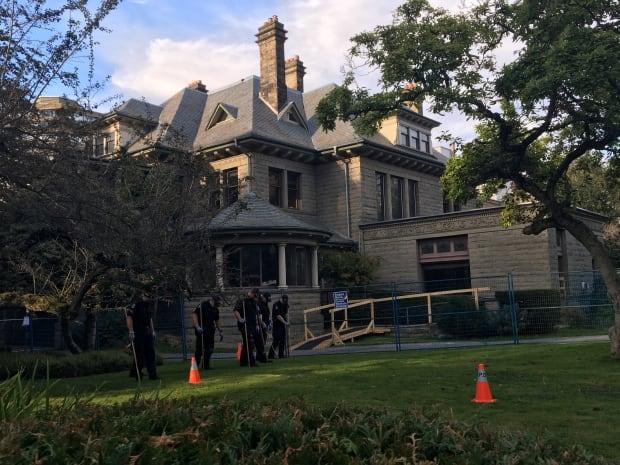 Gabriola Mansion