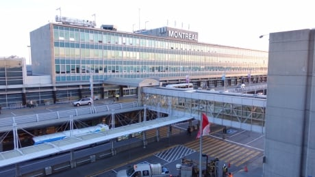 Trudeau airport