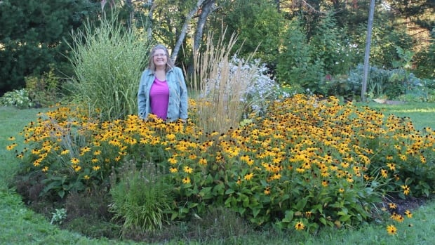 "'10 years ago, I started with three plants. Because I left them to self-seed, there are now hundreds,"" says Heidi Riley, making the case for not trimming back perennials like  black-eyed Susans."