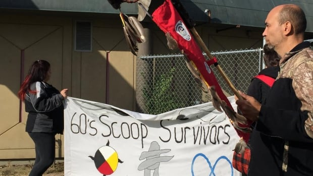 Sixties Scoop survivors will potentially each be eligible for up to $50,000 in compensation following Friday's agreement in principle.